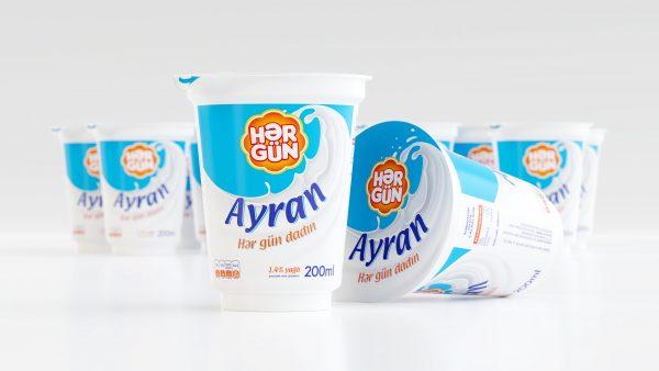 R-1 AYRAN 200ml